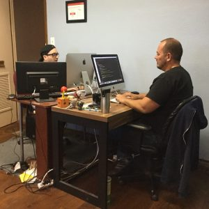 Working on HTML Code