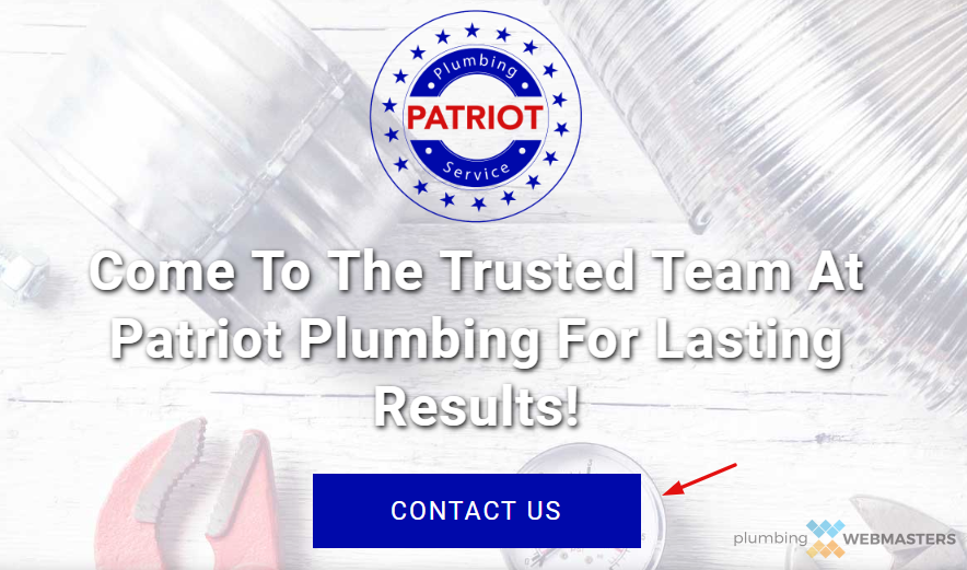 Contact Us Example for Plumber