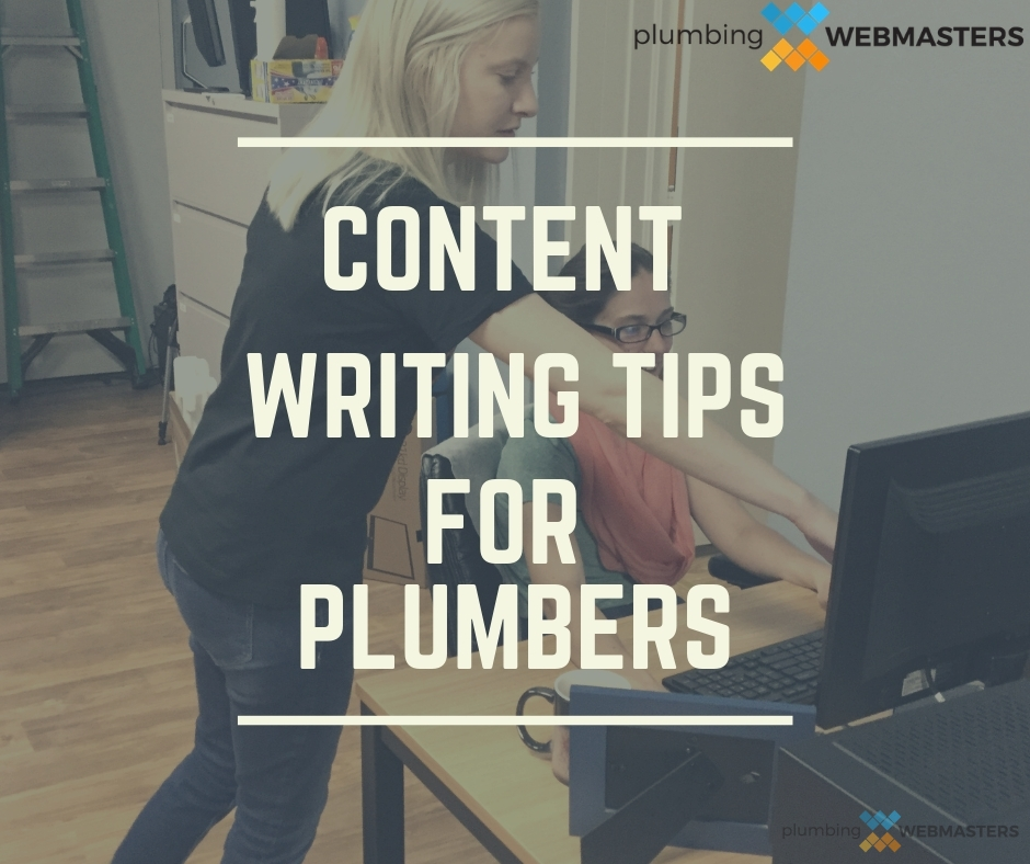 Content Writing Tips for Plumbers Blog Cover