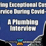 Customer Service Plumbing Podcast Cover