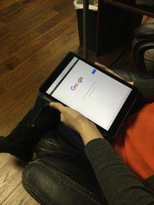 Google Optimization Tablet