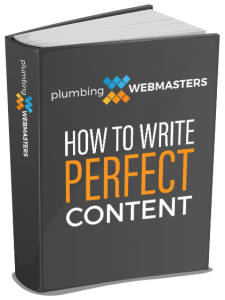Higher Rankings In the Search Engines with How To Write Perfect Organic Content for Plumbers