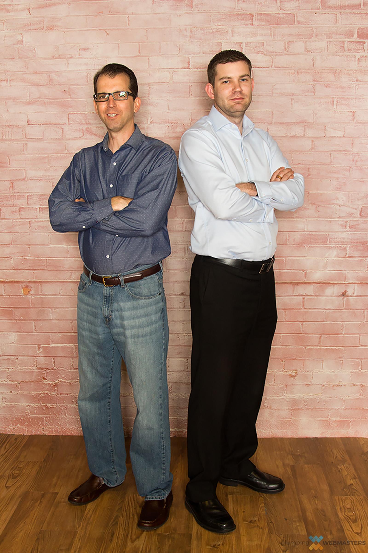 HVAC Webmasters, Nolen and John