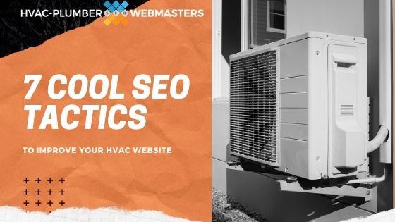 HVAC Website SEO Tactics