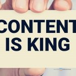 content is king for plumber seo