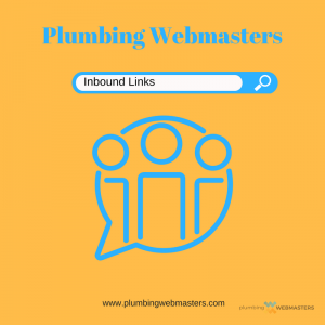 Plumber Inbound Links Graphic
