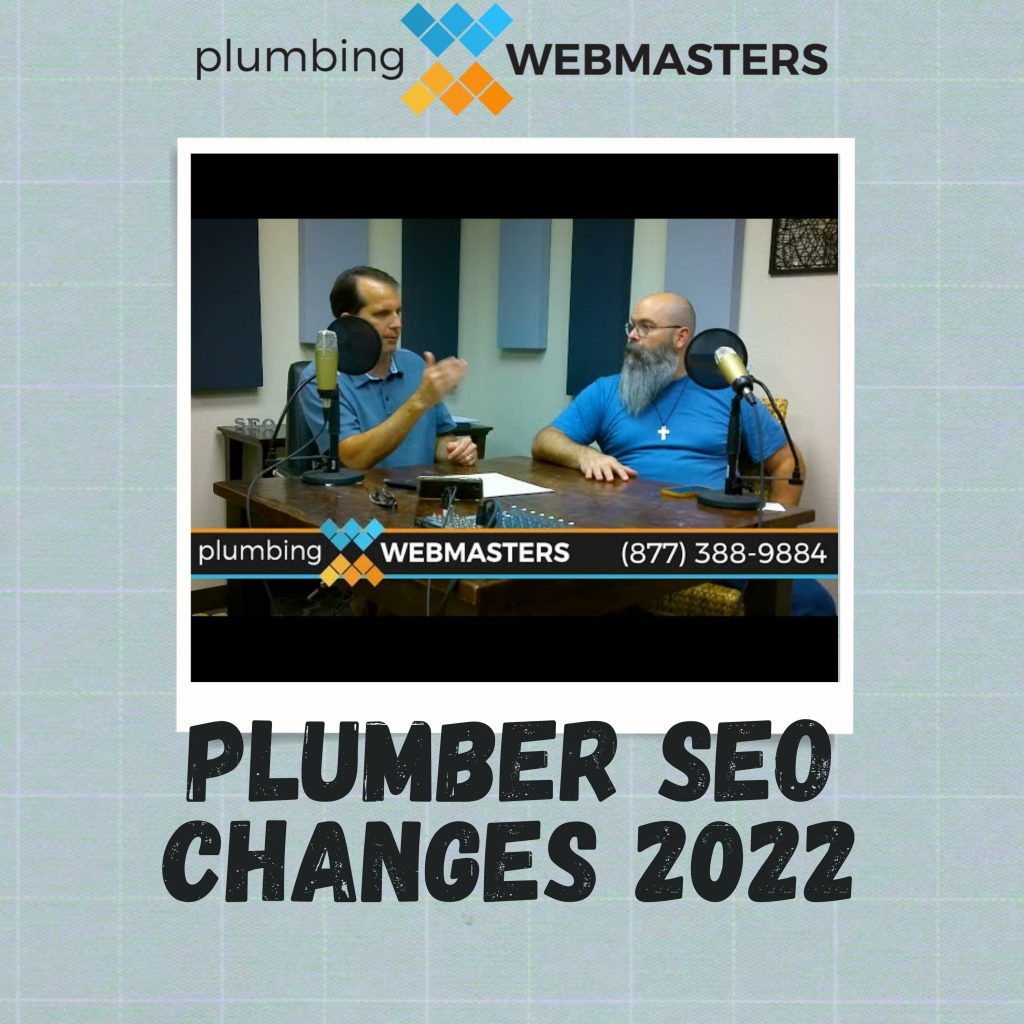 Plumber SEO Changes Podcast