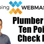Plumber SEO Checklist Podcast Card