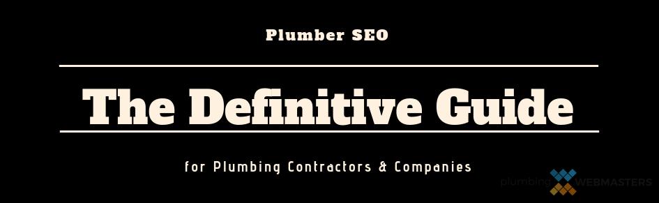 Plumber SEO Guide Cover