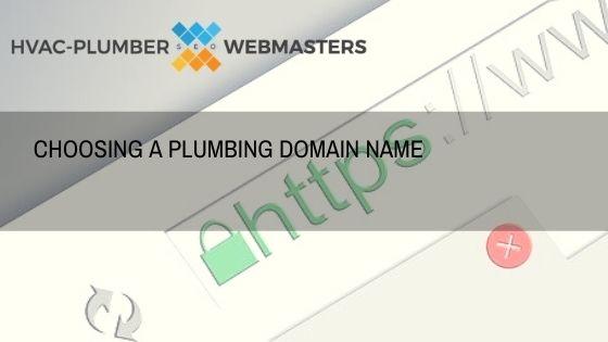 Plumbing Domain Name