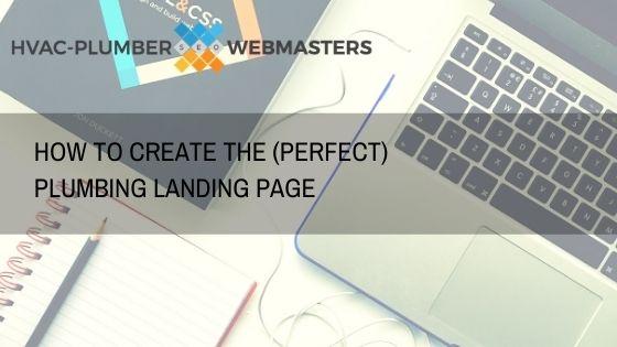 Plumbing Landing Page