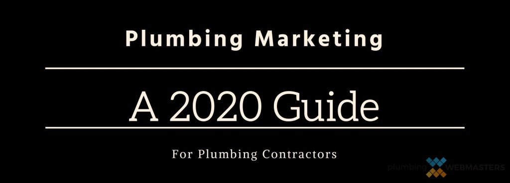 Plumbing Marketing 2020 Guide Cover