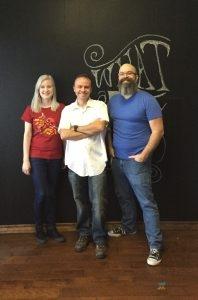 Plumbing SEO Company Webmasters Near Chalkboard