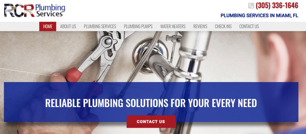 Plumbing User Interface