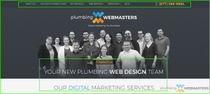 Desktop View-Plumbing Webmasters