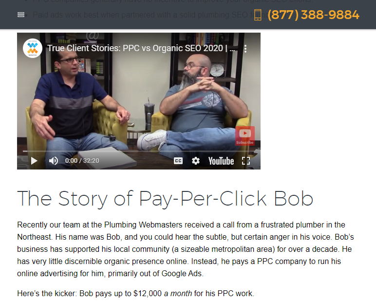 Marketing Case Studies on PPC