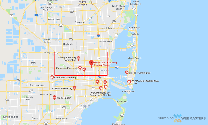 Radius Example Google Maps