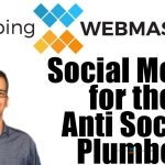 Social Media for The Anti Social Plumber Podcast Card