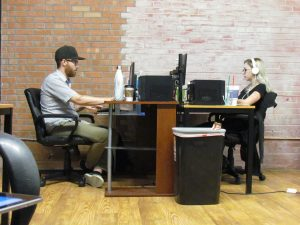Team Members Perform SEO Competitor Analysis