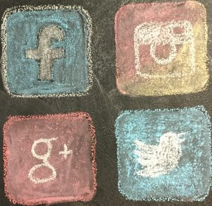 Various Social Network Icons