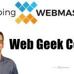 Web Geek Cocky Podcast Card