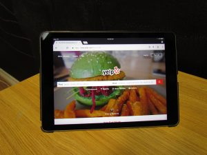 Yelp Ipad Tablet